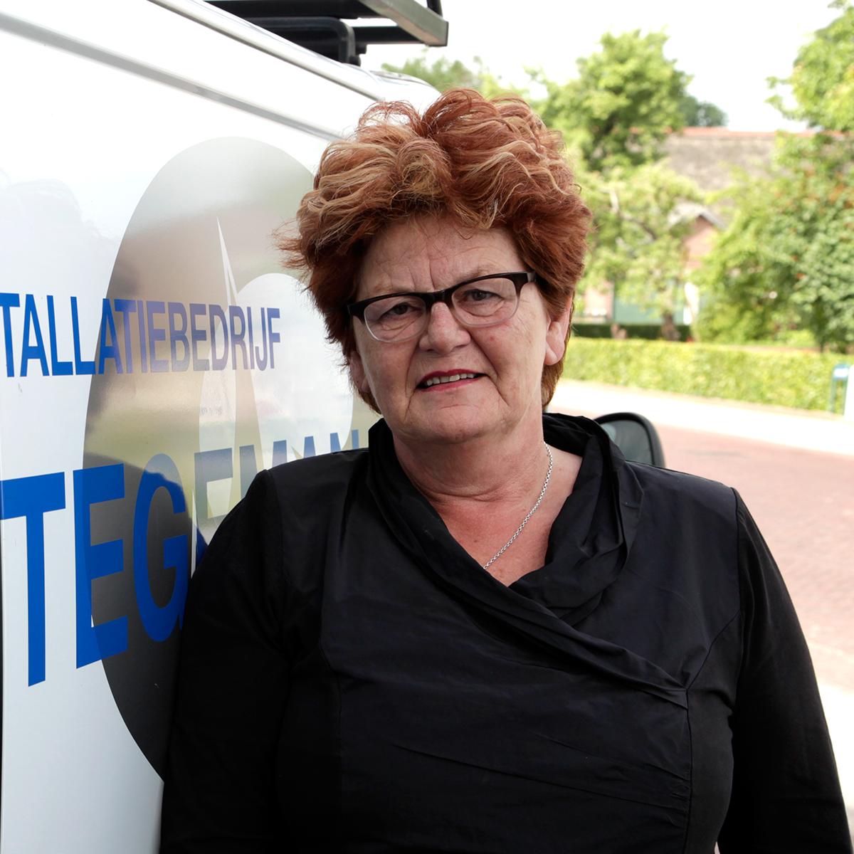 Hilda Stegeman-Bloemhof